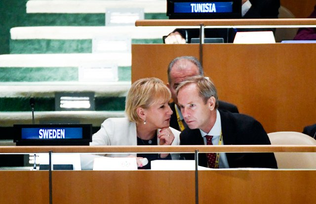 Sweden to focus on women and peace during UN Security Council presidency