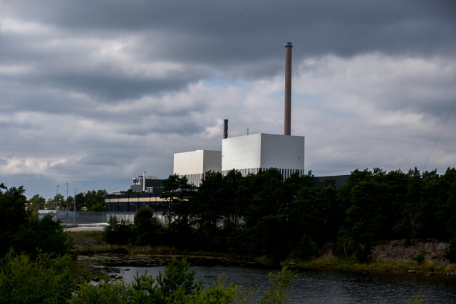 Armed guards to patrol Sweden's nuclear sites