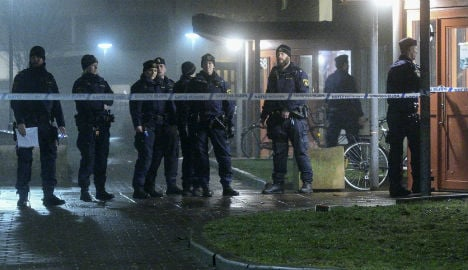 Another teenager shot in Malmö on Saturday night