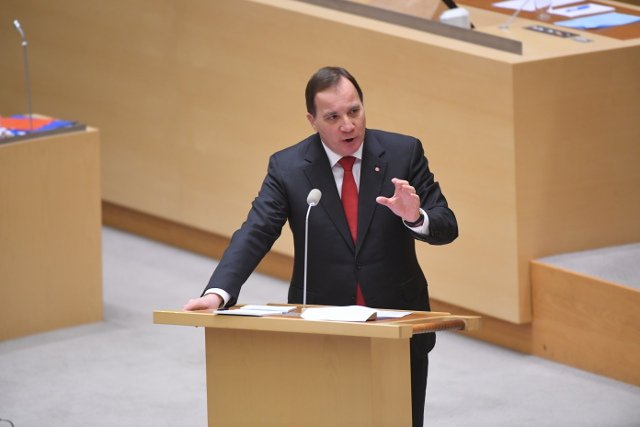 Swedish PM: Penalty for carrying hand grenades to quadruple