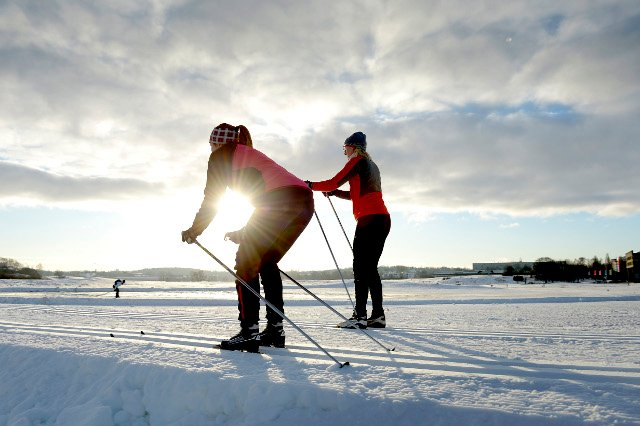 Six Swedish ways to get over the post-New Year blues