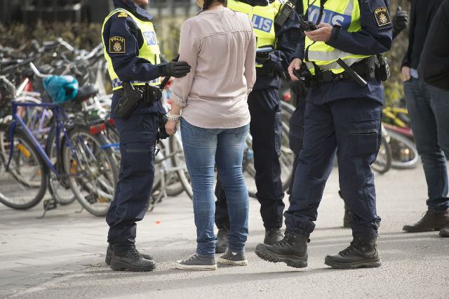 Here are Sweden's crime stats for 2016: analysis