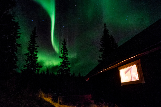 Why Brits and Germans can't get enough of northern Sweden