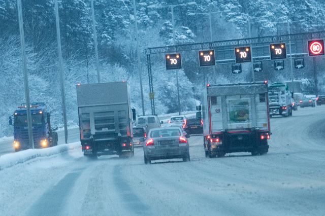 No new record-low for road deaths in Sweden