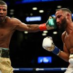 Swedish boxer Badou Jack misses title after fight to a draw