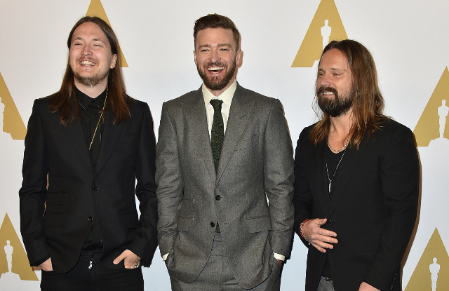 Max Martin wins Grammy for hit sung by tiny, hairy trolls