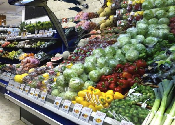 Sweden's food would only last a week in an emergency, experts warn
