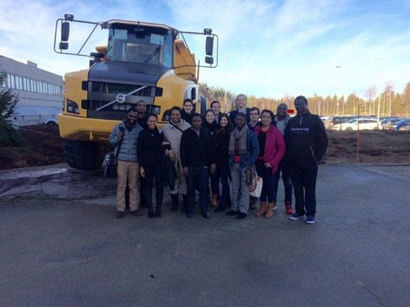 Kalmar Local Network gets off the ground