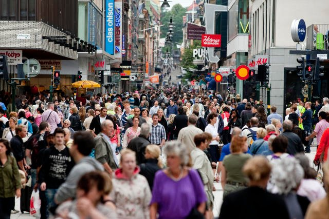 Employment increases among Sweden's foreign-born population