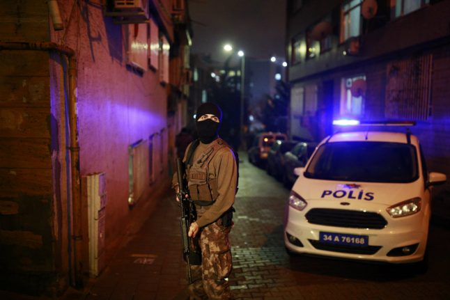 Swedish, Danish citizens arrested on terror accusations in Turkey: reports