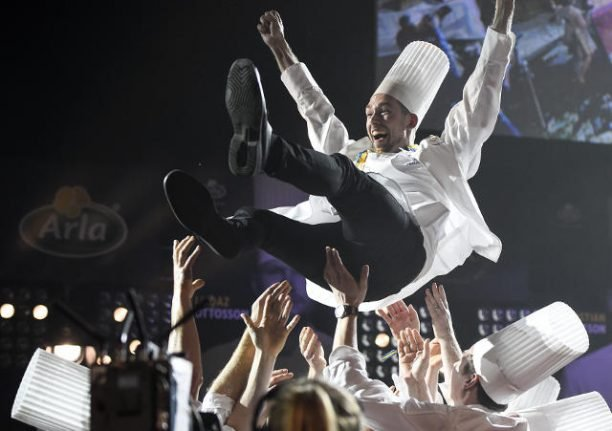 Revealed: Sweden's best chef named in prestigious competition