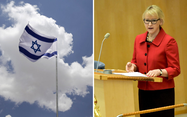 Israel takes a swipe at Sweden over Israel-Palestine peace envoy