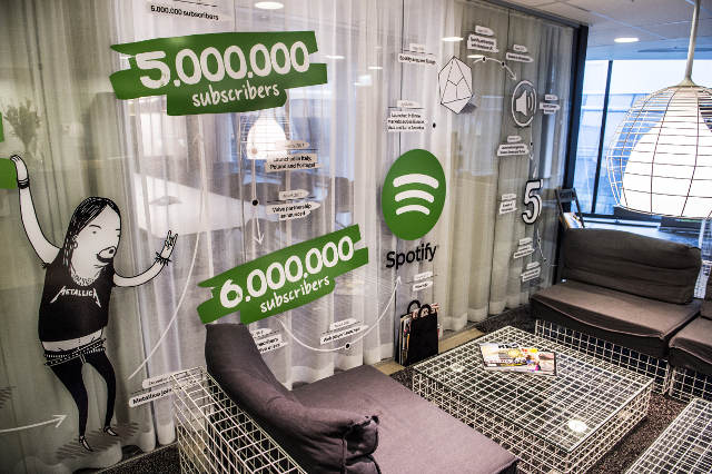 Spotify slams 'ridiculous' deportation threat faced by staff in Sweden