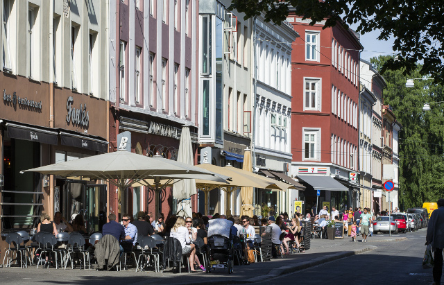 The end of an era? Norway no longer the promised land for young Swedes
