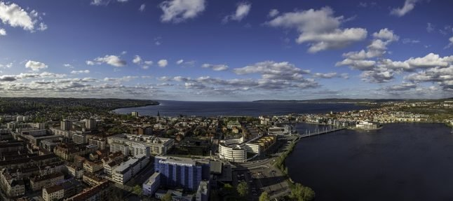 Living and studying in Jönköping: one student's reflections