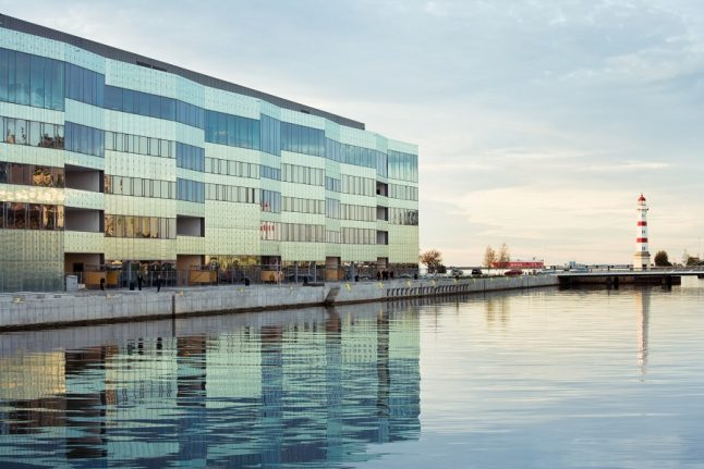 'At Malmö University you become part of a global network'