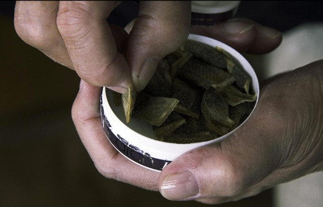 Pensioner and son handed prison sentences for making illegal snus millions