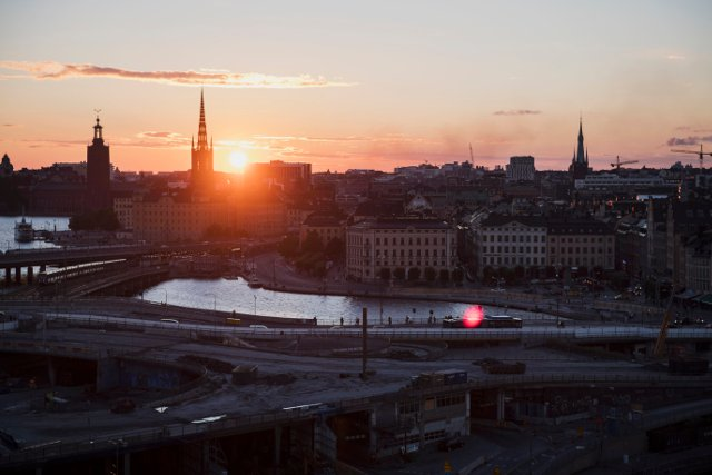 Stockholm tied for world's least polluted capital: WHO