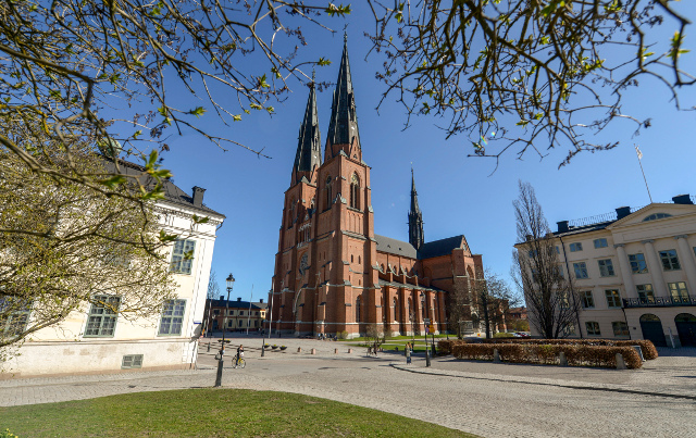 This Swedish town just had its hottest March day in at least 278 years
