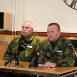 Tragedy as soldier dies during military exercise in northern Sweden