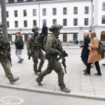 Stockholm attack: 'The wall came towards us like an avalanche'