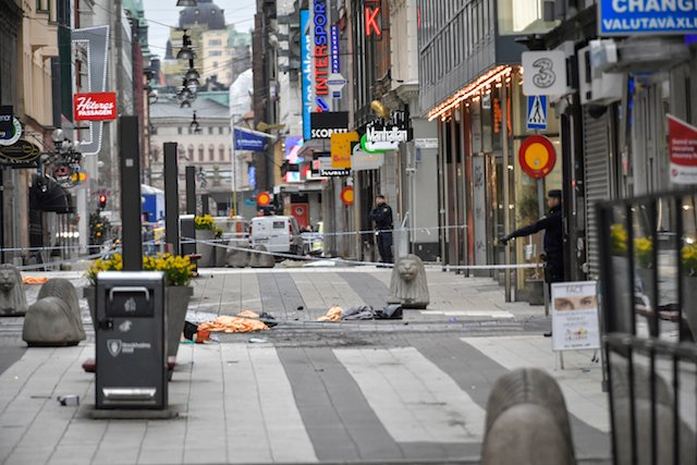 Swedish terror agreement could be reached before summer