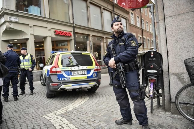 Stockholm truck attack suspect reported to have confessed: media
