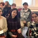 Professionals offer revealing career advice to Stockholm International School students