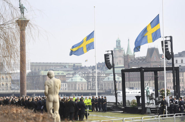 Opinion: 'I have never felt like more of a Stockholmer than I do now'