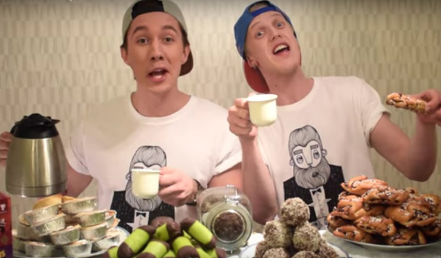 WATCH: Can this viral Swedish fika hit create world peace?