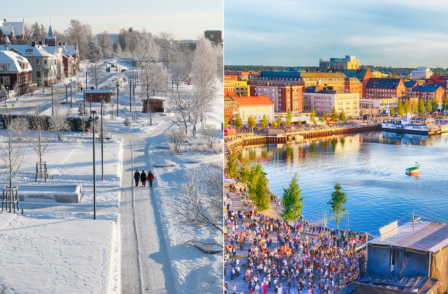 Travel agency gets its Swedish geography very wrong