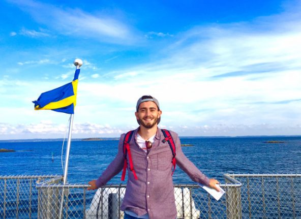 'Sweden is a really easy country to settle into. I'd recommend it to anyone'