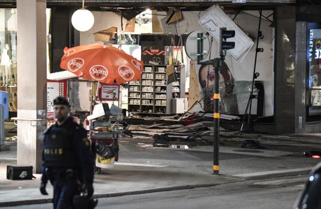 Swedish local politician dies from Stockholm terror attack injuries