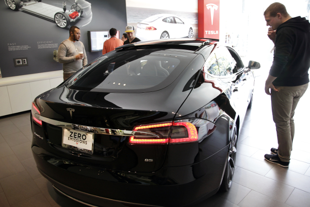 Nine out of 10 Swedes would consider buying an electric car
