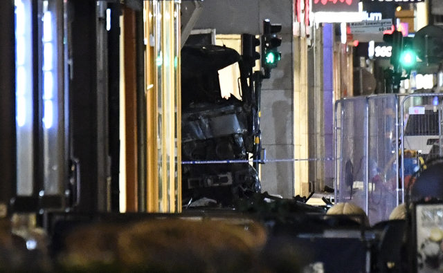 Stockholm terror suspect was mentally fit at time of attack, doctors judge