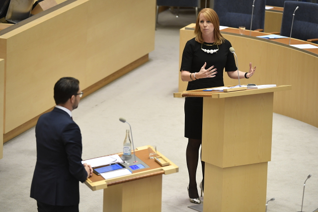 Why the Sweden Democrats and Centre Party could be key in the next Swedish election