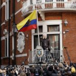 New Ecuador leader says Assange can stay at embassy