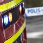 'Flammable liquid' poured through mailbox of Stockholm family home in suspected arson attack