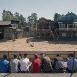 Video: How a Wild West theme park became a home for refugees in Sweden