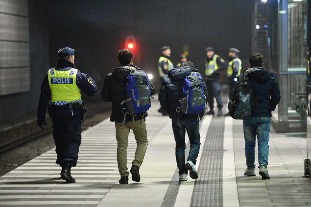First results of Sweden's asylum age assessment tests