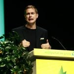 Swedish Green Party leader: 'Many seem to have given up'
