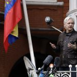 Ecuador's new president warns Assange not to interfere in politics