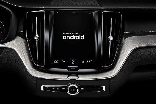 Volvo to build Android into new cars with Google's help