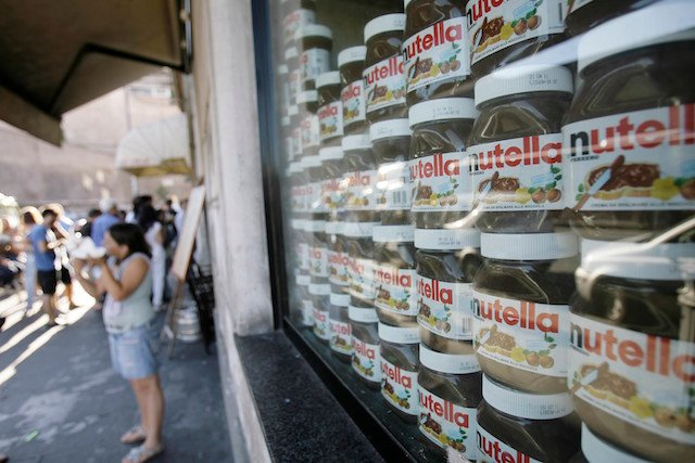 Isis uses Nutella jars and cat GIFs to lure Westerners: study