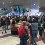 Midsummer holiday chaos leaves thousands of travellers stranded