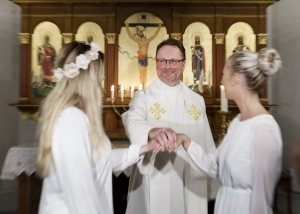 'All priests should wed same-sex couples': Swedish PM