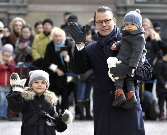'Our children should learn how to take the metro and queue': Prince Daniel