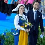 In pictures: How the Swedish royals celebrated National Day