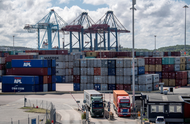Cyber attack 'worst possible timing' for Gothenburg port