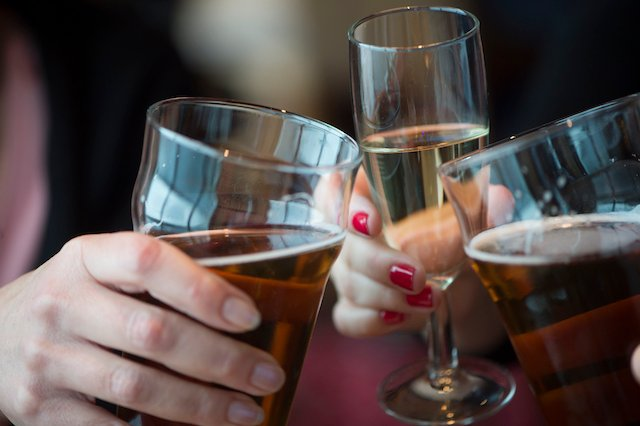 Mensa sees record membership application boost after hotel 'booze-up'